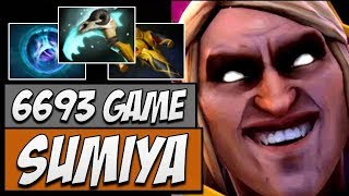 Sumiya Invoker - 6693 Matches | Dota 2 Gameplay
