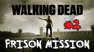 Custom Zombies - The Walking Dead: Prison Mission | So the Trolling Begins (Part 2)