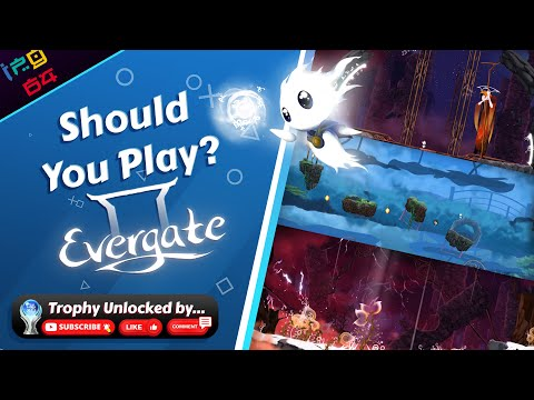 Should You Play Evergate? |