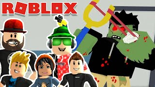 HELPING OUR FANS BEAT THE INFECTED BULLY!! - Roblox Field Trip Z