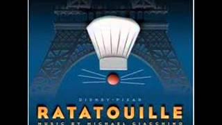 Ratatouille Soundtrack-12 Remy Drives A Linguini