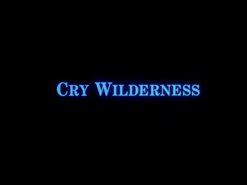 Eyesore Cinema Second Story Screenings Presents: Cry Wilderness