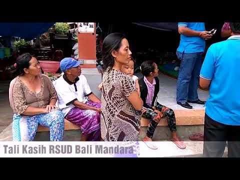 Tali Kasih RSUD Bali Mandara