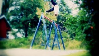 Jonathan Strom Freerunning 2013 [HD]