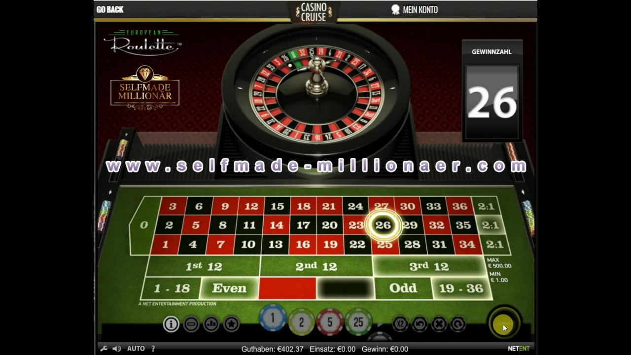 online casino millionär werden