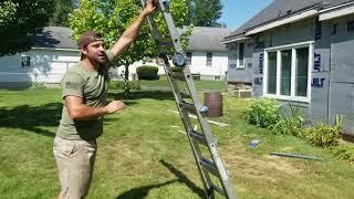 Ladder tips 101 *Stop battling your ladders*