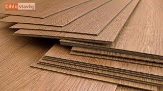 Rekonstrukce podlah s vinylovými podlahovinami Fatra Thermofix