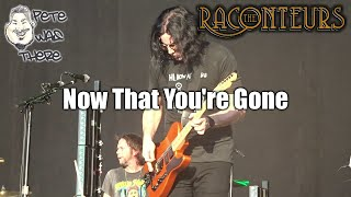 The Raconteurs - Now That You're Gone (ACL Music Fest, Austin, TX 10/04/2019) HD