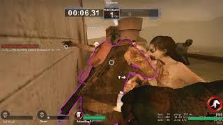 """Left 4 dead 2- """"187 Instant kills"""" . No mercy- Recopilación"""