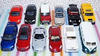 Мультик про машинки Марки машин. Развивающий мультик / Cars Cartoon - Car For Kids/Teach brand cars