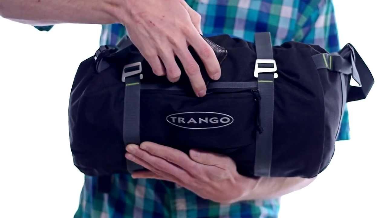 TRANGO Antidote Rope Bag