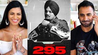 295 (Official Audio) | SIDHU MOOSE WALA | The Kidd | Moosetape | REACTION!!