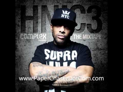Prodigy Ft French Montana - Lay Low [New H.N.I.C. 3 CDQ Dirty]