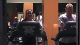 Hilarious Talking Treadmill Prank - Shape Up