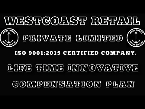WestCoast Retail pvt Ltd Life Time Royalty Plan