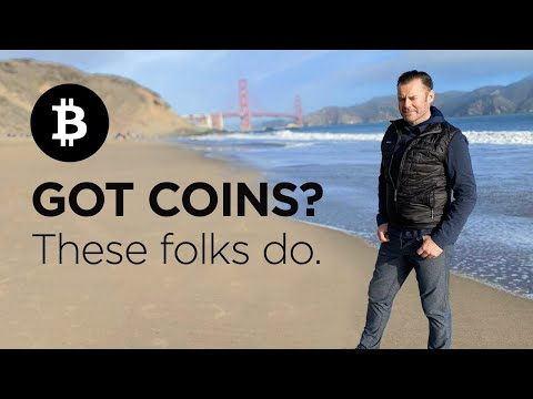 Got Coins? Who Owns Bitcoin + What It Means To Be A #WholeCoiner