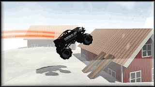 Monster Trucks 360 - Game preview / gameplay