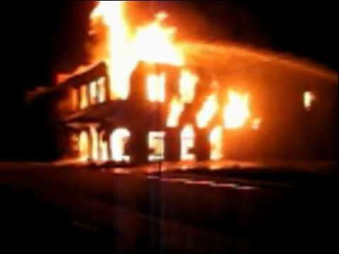 Paris, Texas Dixon Furniture fire 2008
