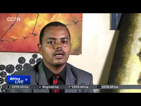 Addis Ababa artists promoting peace through their creativity