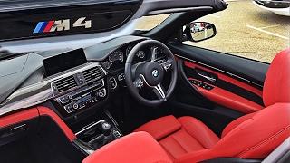 2017 BMW M4 | POV Drive