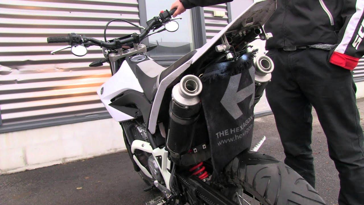 Yamaha R Arrow Exhaust