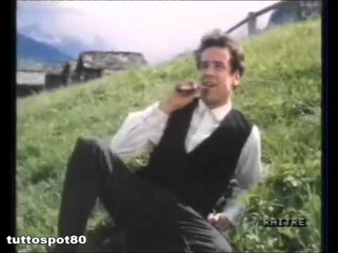 Spot MILKA LILA PAUSE 1989