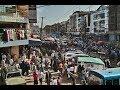 Смотреть или скачать ютуб видео Смотреть онлайн или скачать вк видео Heaps of garbage dot roads & streets of Nairobi