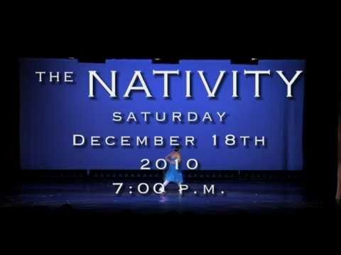 Steps of Faith, Nativity Ballet 2010
