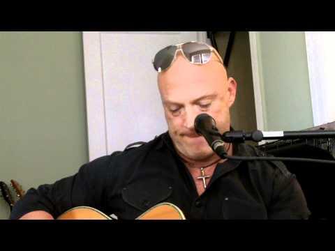 Brannon Barrett acoustic cover of Bon Jovi 'Wanted, Dead or Alive