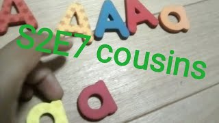A gets grounded S2E7 cousins
