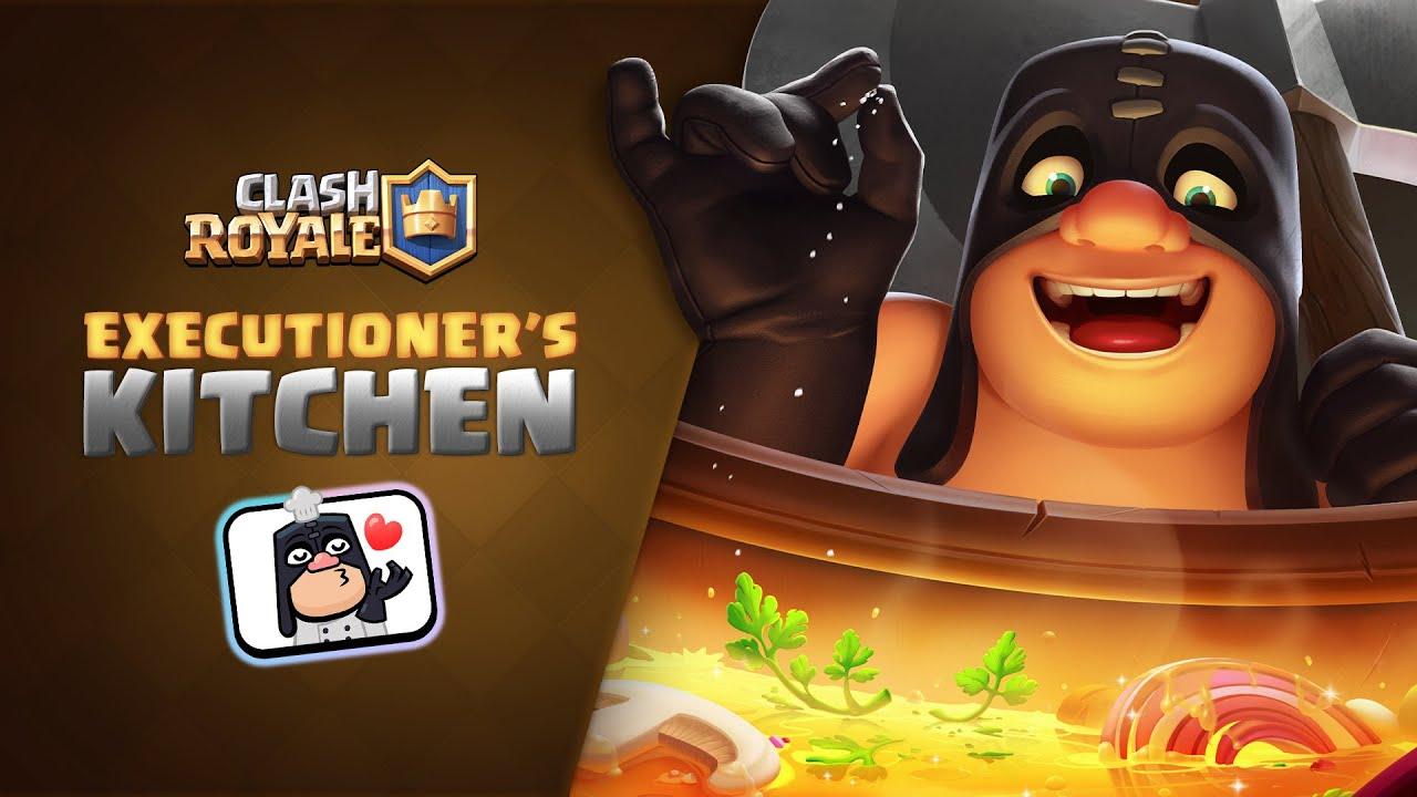 Clash Royale: Enter the EXECUTIONER'S KITCHEN! 🔪🌶️ (New Season! Balance Changes!)
