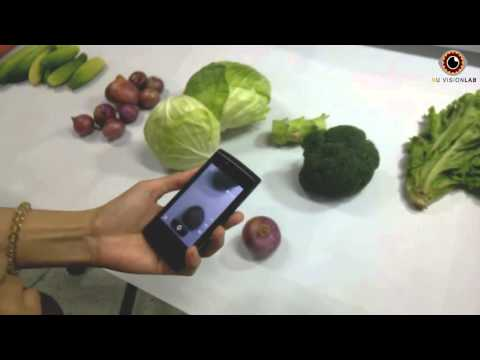 Vegetables Recognition Using Image Processing on Android Device