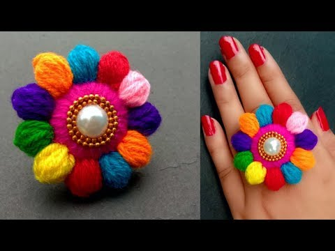 Navratri Special Jewellery/Finger Ring/useful & easy