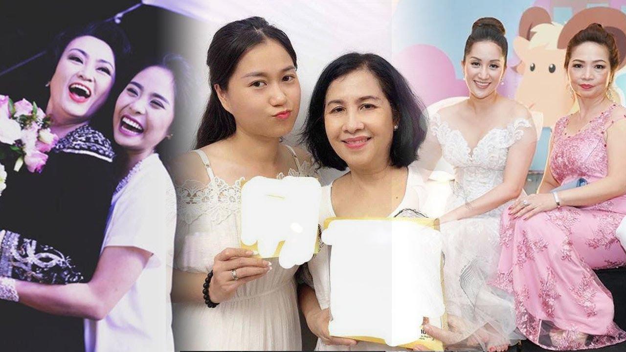 Khánh Thi, ca nương Kiều Anh, Lâm Vỹ Dạ: 3 nàng dâu tốt số trong làng giải trí Việt