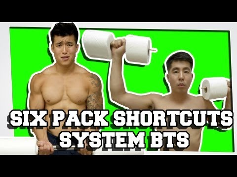 """""""Six Pack Shortcuts Systems"""" Behind The Scenes and Bloopers"""