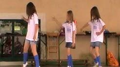 Waka Waka dance - Schulaufführung