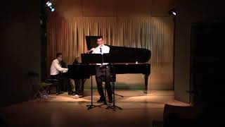 Clay Mettens: fire-fangled (for flute and piano)