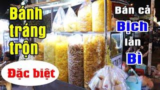 Xe bánh Tráng Trộn bán Thâu đêm sốt Sáng hơn 10 năm ở Sài Gòn | Saigon Travel