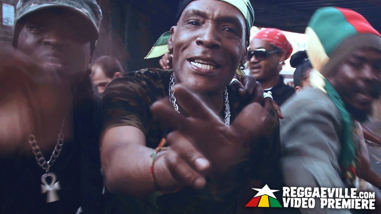 Daddy Freddy & Sleepy Time Ghost feat. Action Fire & Blackout JA - Bun Dem Out [Official Vid