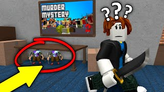 Trolling with TINY AVATARS in Murder Mystery!