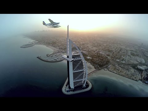 See Dubai like never before! | Seawings