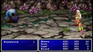 Let's Play Final Fantasy 2 (Dawn of Souls) PSP Walkthrough Part 19 (Soul of Rebirth Part 1)