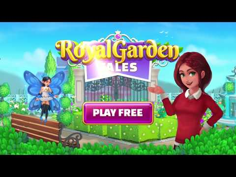 Image result for Royal Garden Tales - Match 3 Castle Decoration