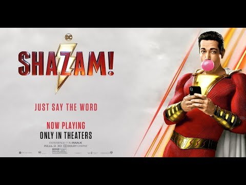 Crítica SHAZAM! Deliciosa comédia de ação estilo anos 80