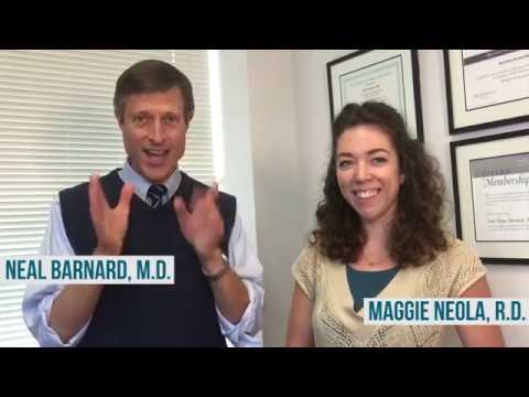 Dr. Neal Barnard Invites Detroit to Health Events!