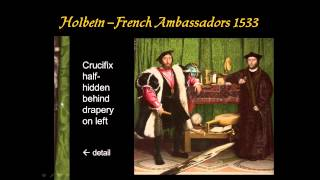 ARTH 4007 Hans Holbein the Younger