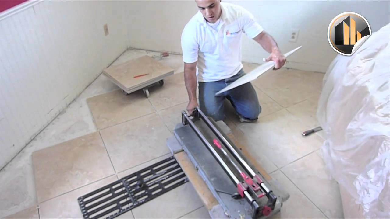 How To Cut Tile And Install Properly Ceramic Tile Wesley Chapel Fl