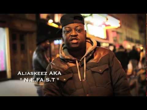 Aliaskeez feat Noledj & Antrass - Service Contentieux