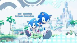 Kele - Tenderoni [Sonic Generations Trailertheme] (Highest Quality)
