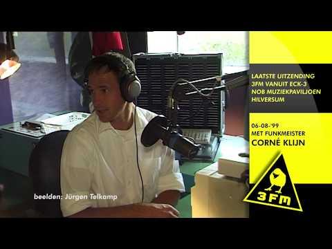 Laatste Uitzending Radio 3 / 3 FM / ECK3 NOB Hilversum 06 08 1999